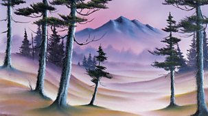 The Joy Of Painting - Series 2: 20. Misty Rolling Hills