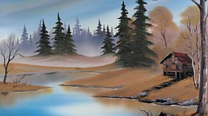 The Joy Of Painting - Series 2: 23. Hunter's Haven