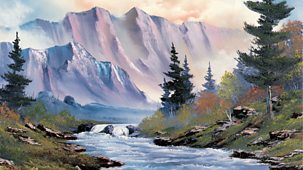 The Joy Of Painting - Series 2: 24. Bubbling Mountain Brook