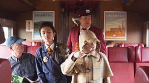 Odd Squad - Series 3: 15. Train Of Thoughts
