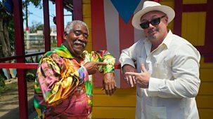 Huey Morgan's Latin Music Adventure - Series 1: 3. Puerto Rico