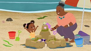 Jojo & Gran Gran - Summer: 5. It's Time To Build A Sandcastle