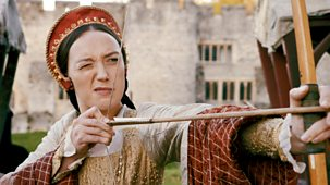 Horrible Histories - Series 8: 11. Outrageous Olympics