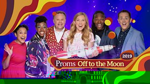 Cbeebies Prom: Off To The Moon - Episode 12-09-2021