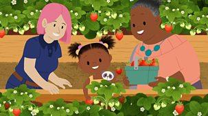 Jojo & Gran Gran - Summer: 10. It's Time To Pick Strawberries