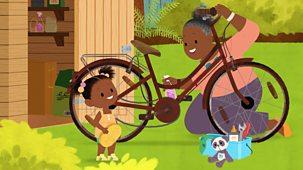 Jojo & Gran Gran - Summer: 11. It's Time To Ride A Bike