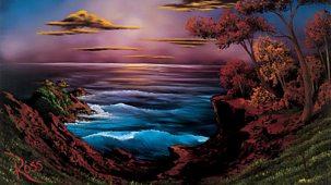 The Joy Of Painting - Series 3: 2. Ebony Sea