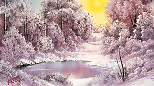The Joy Of Painting - Series 3: 1. Winter Sun