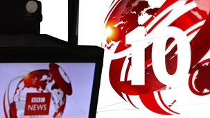 Bbc News At Ten - 13/10/2020