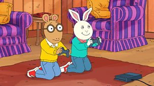 Arthur - Series 22: 2. The Feud