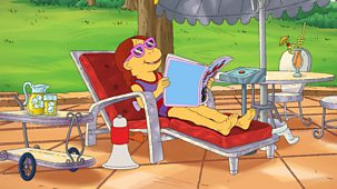 Arthur - Series 22: 6. Muffy's House Guests