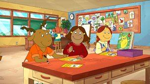 Arthur - Series 22: 7. Muffy's Car Campaign