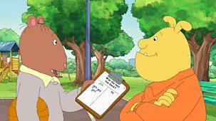 Arthur - Series 22: 8. Truth Or Poll