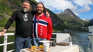 Hairy Bikers' Bakeation - Norway