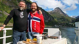 Hairy Bikers' Bakeation Cutdowns - 1. Norway
