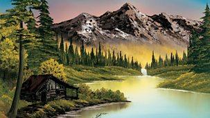 The Joy Of Painting - Series 3: 11. Mountain Retreat