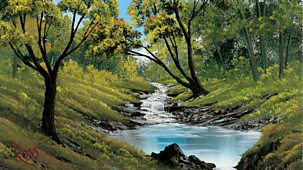 The Joy Of Painting - Series 3: 13. Bubbling Stream