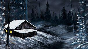 The Joy Of Painting - Series 3: 14. Winter Night