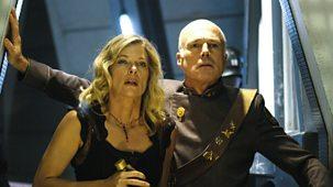 Battlestar Galactica - Series 1: 11. Tigh Me Up, Tigh Me Down
