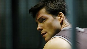 Battlestar Galactica - Series 2: 1. Scattered