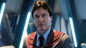 Battlestar Galactica - Series 2: 3. Fragged