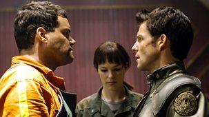 Battlestar Galactica - Series 2: 9. Flight Of The Phoenix