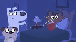 Dog Loves Books - Series 1: 32. Dog Loves Bedtime Baboon?