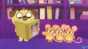 Dog Loves Books - Series 1: 36. Dog Loves A Small Adventure?