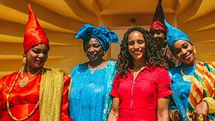 African Renaissance: When Art Meets Power - Series 1: 2. Senegal