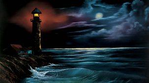 The Joy Of Painting - Series 3: 18. Night Light