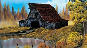 The Joy Of Painting - Series 3: 21. Rustic Barn