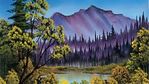 The Joy Of Painting - Series 3: 22. Hidden Lake