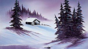 The Joy Of Painting - Series 3: 23. Purple Splendour