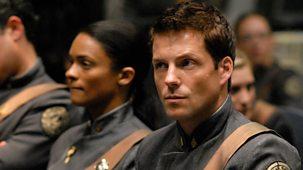 Battlestar Galactica - Series 3: 8. Hero