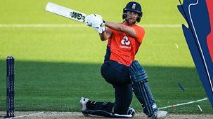 T20 Cricket - 2021: 3. England V Pakistan: First T20