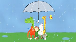 Pablo - Series 2: 52. Umbrella