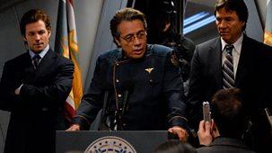 Battlestar Galactica - Series 4: 14. A Disquiet Follows My Soul