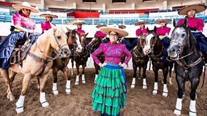 Sue Perkins: Along The Us-mexico Border - Series 1: Episode 2