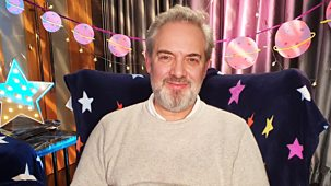 Cbeebies Bedtime Stories - 766. Sir Sam Mendes - Up, Up And Away
