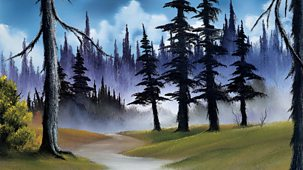 The Joy Of Painting - Series 3: 30. Quiet Woods