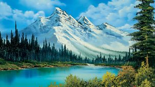 The Joy Of Painting - Series 3: 33. Mountain Waterfall