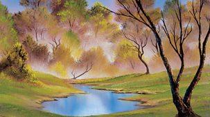 The Joy Of Painting - Series 3: 36. Quiet Pond