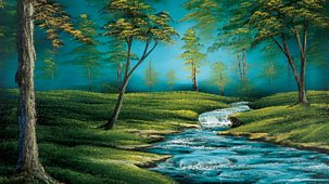 The Joy Of Painting - Series 3: 37. Bubbling Brook