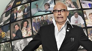 Harry Hill's World Of Tv - Series 1: 6. Home Improvement