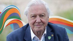 Blue Peter - Going Green With Sir David Attenborough