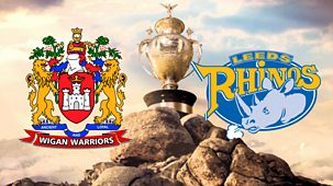 Rugby League: Challenge Cup - 2020: Semi-final: Leeds Rhinos V Wigan Warriors