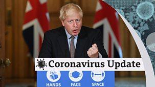 Bbc News Special - Coronavirus Update: 30/09/20