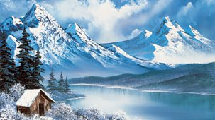 The Joy Of Painting - Series 3: 42. Frozen Solitude