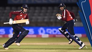 Women's Cricket - 2020: England V West Indies: Fifth T20