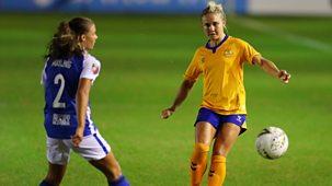 Women's Fa Cup Final - 2020: Semi-final: Birmingham City V Everton